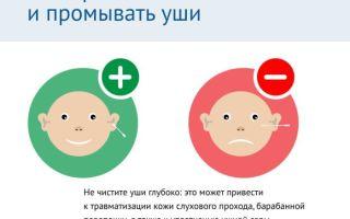 Правила и методы правильной чистки ушей ребенку